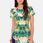 Print Dresses – Original and innovative refinements