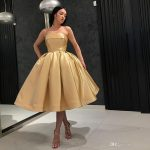 Short ball gowns – The short ball gown – girlish or elegant