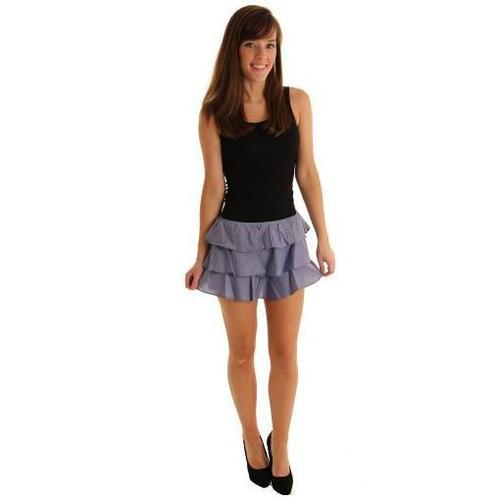 Short skirts- Outfit ideas with a short skirt