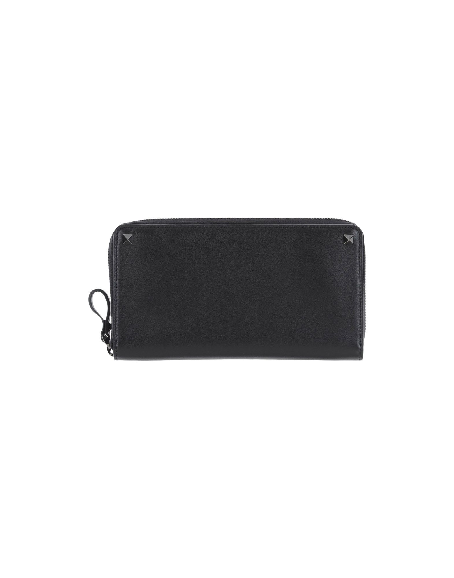 VALENTINO GARAVANI Small Leather Goods Black women Accessories,valentino  bags saks,Best Discount Price