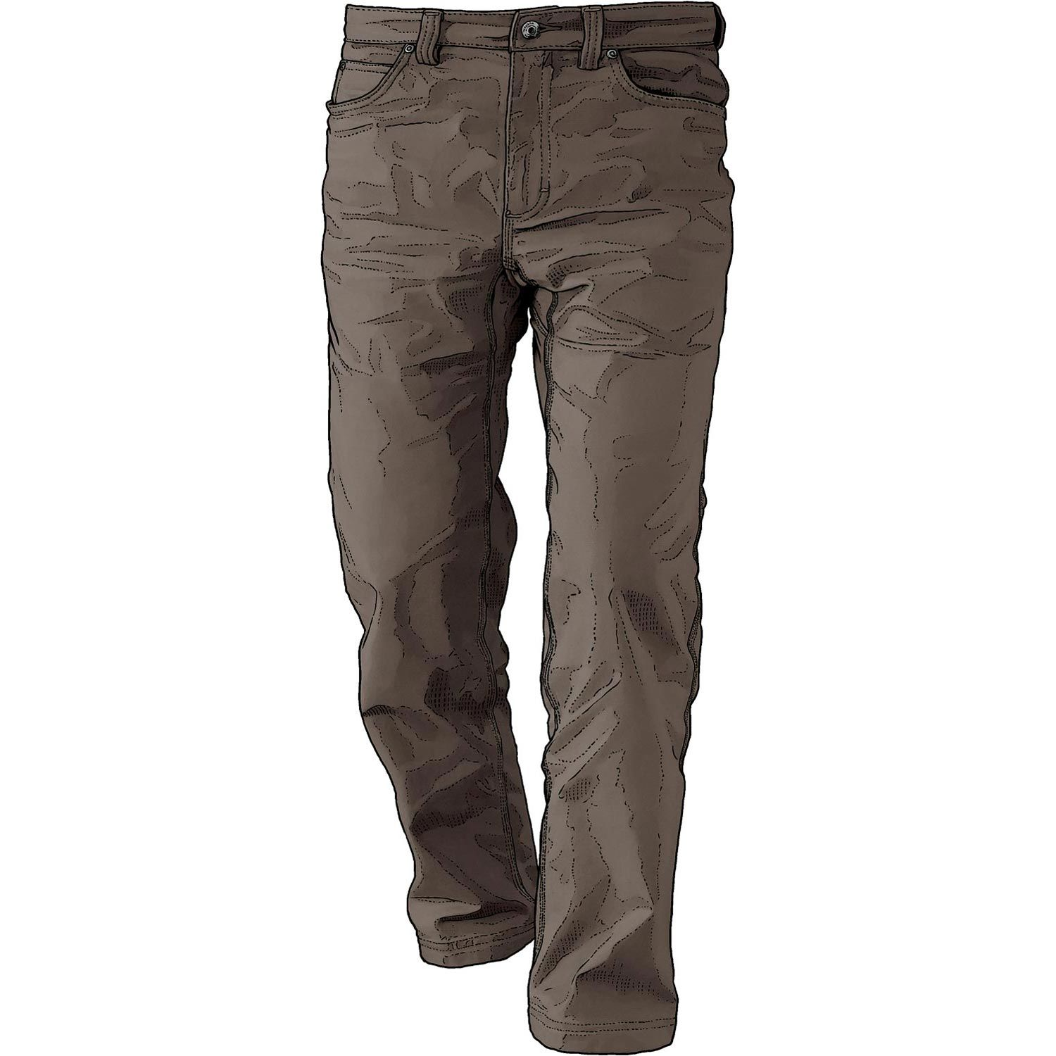 Men's DuluthFlex Fire Hose 5-Pocket Jeans | Duluth Trading Company