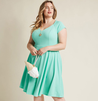 Oem 2017 Summer 6xl Plus Size Women Dress Big Sizes Sleeveless Mini