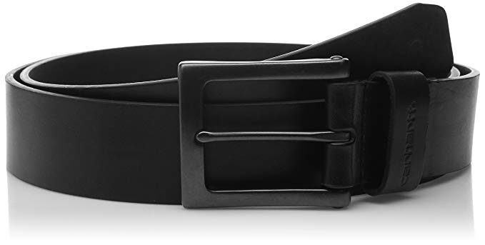Carhartt Men's Anvil Leather Belt at Amazon Men's Clothing store