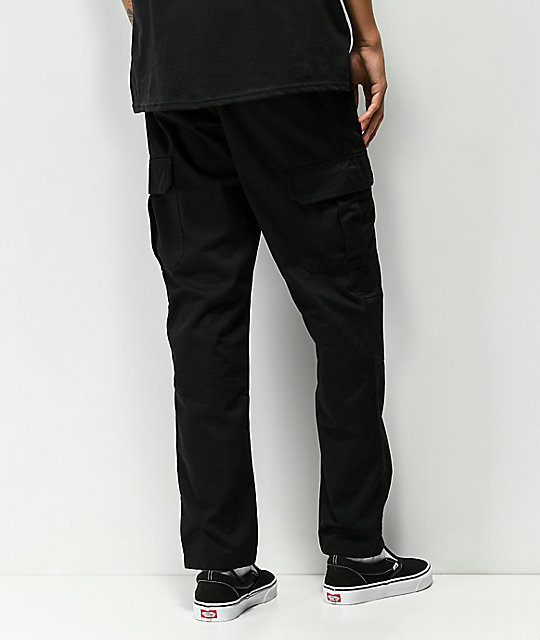 Empyre Orders Black Cargo Pants | Zumiez