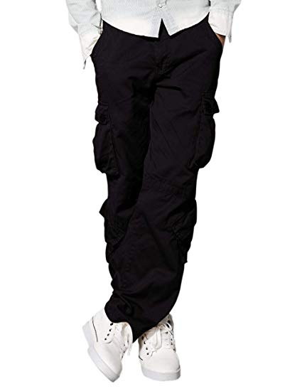 Match Men's Wild Cargo Pants at Amazon Men's Clothing store: