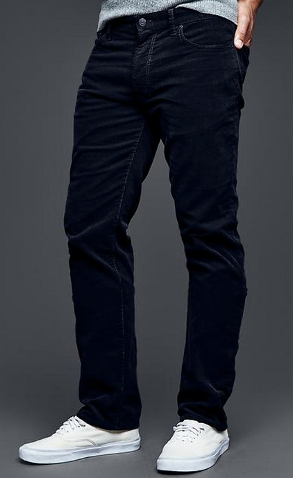8 Corduroy Pants For Men in Fall 2015 - Best Slim & Straight Cords