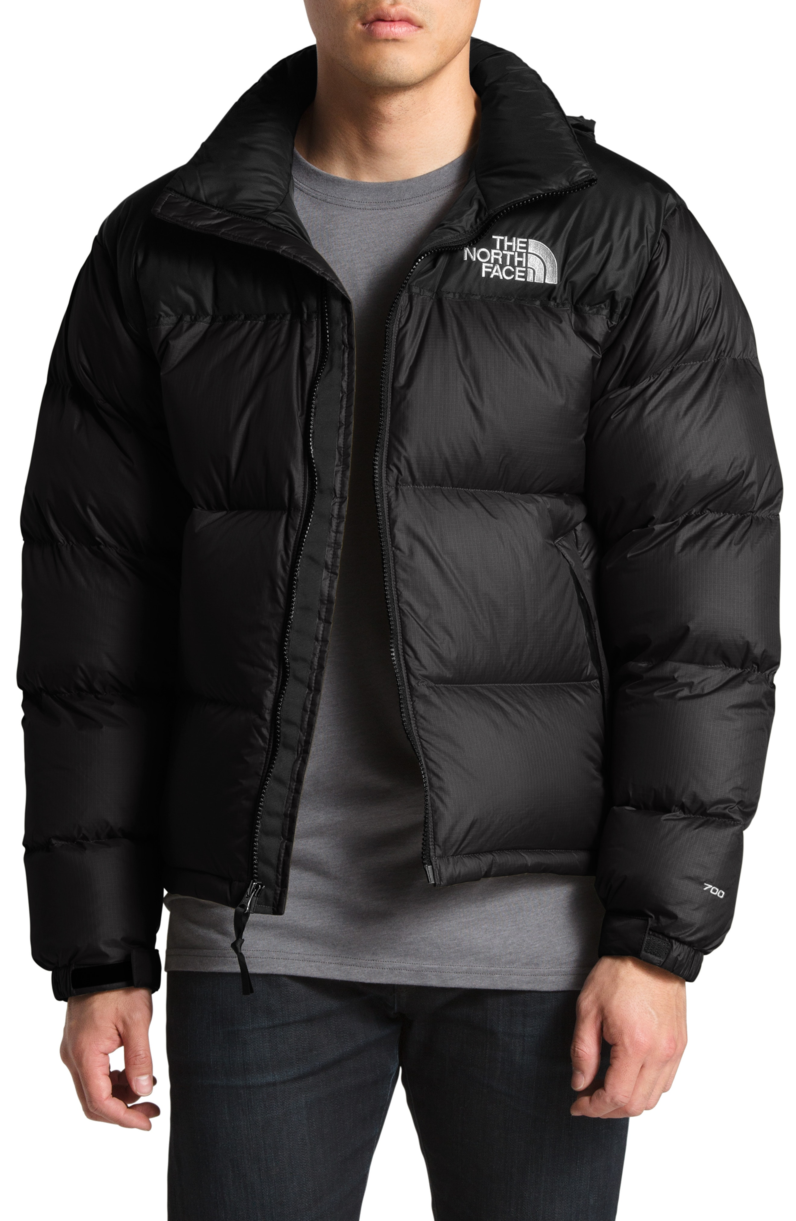 Black Down Jackets- sporty jackets with style