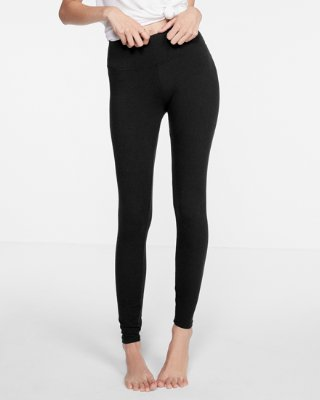 Express One Eleven Supersoft Ankle Leggings | Express