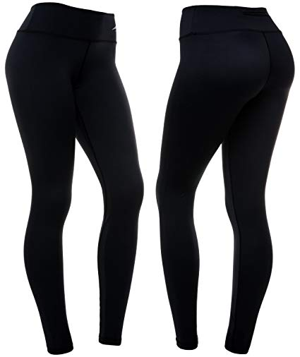 Amazon.com : CompressionZ High Waisted Women's Leggings - Smart