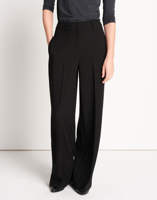 Marlene trousers Califax black by someday | shop your favourites online