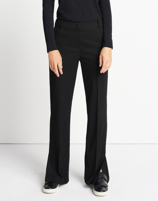 Black Marlene Trousers