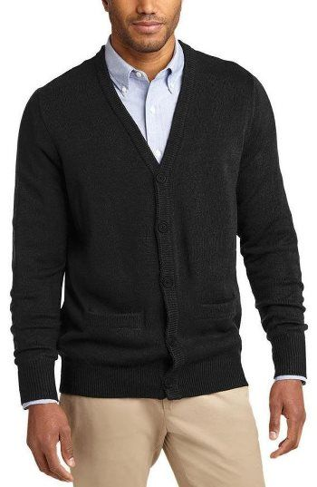Why Should Young Men Wear A Cardigan? | STYLISH YOUNG MAN