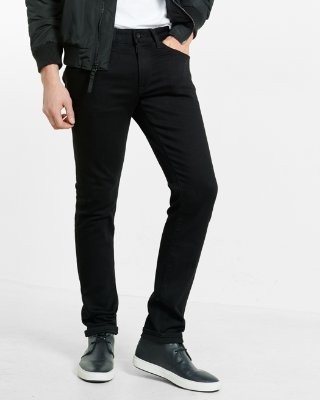 Skinny Black Stretch+ Jeans | Express