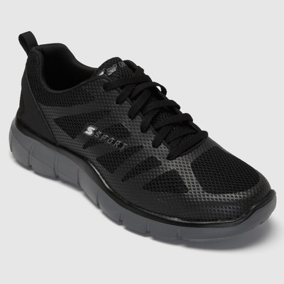 Men's S Sport By Skechers Daryl Athletic Shoes - Black : Target