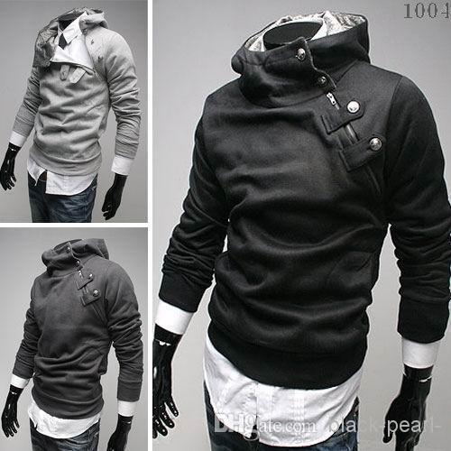 Hot Selling Fashion Korea Men Winter Jacket Hoodie Men'S Jacket