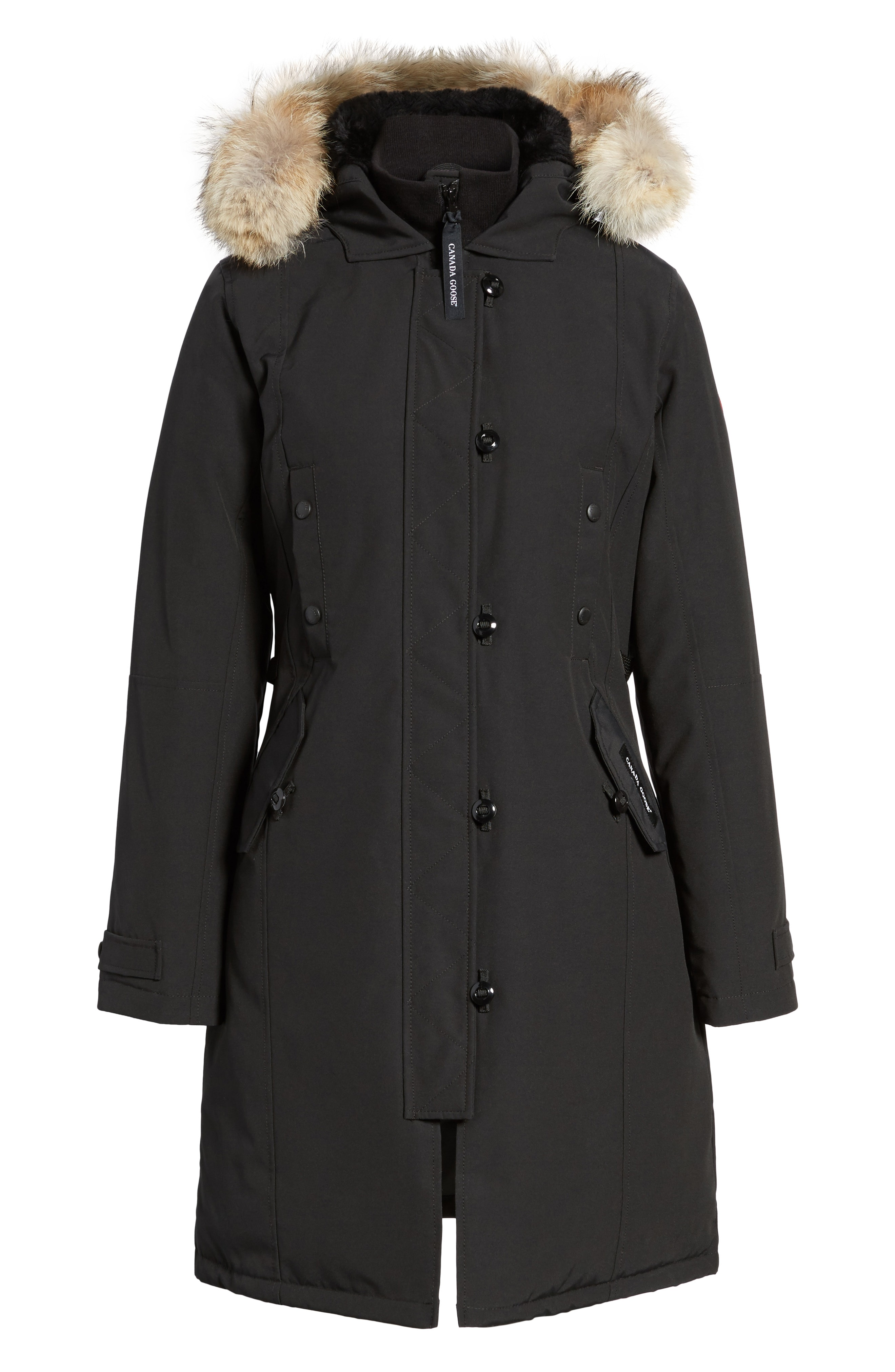 Black Parkas – a classic under the coats for autumn and winter
