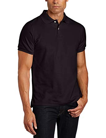 Amazon.com: Lee Uniforms Men's Modern Fit Short Sleeve Polo Shirt