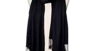Fashion Scarves - Merona™ Solid Black : Target
