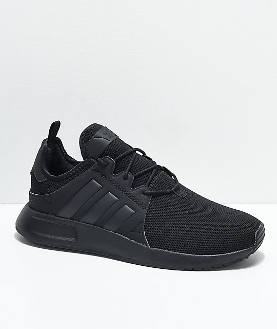 adidas Xplorer Core Black Shoes | Zumiez