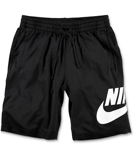 Nike SB Dri-Fit Sunday Black Shorts | Zumiez