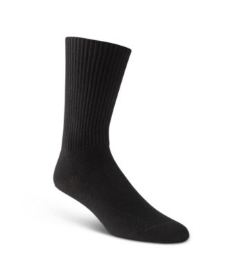 Black socks – quality is what matters