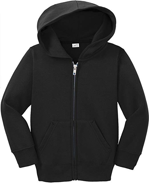 Amazon.com: Toddler Full Zip Hoodies - Soft and Cozy Hooded