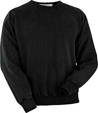 JustSweatshirts Unisex 100% Cotton Crewneck Sweatshirt at Amazon