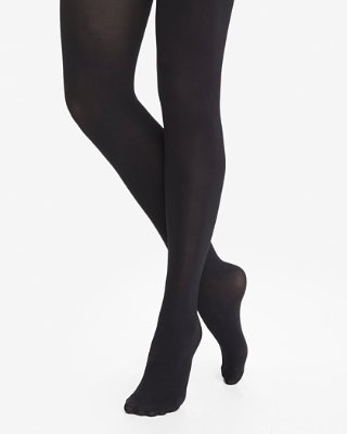 Swiss Dot Full Tights | Express