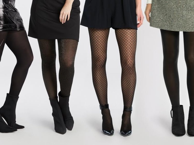 Black tights that don't rip u2014 our picks from Spanx, DNKY, Uniqlo