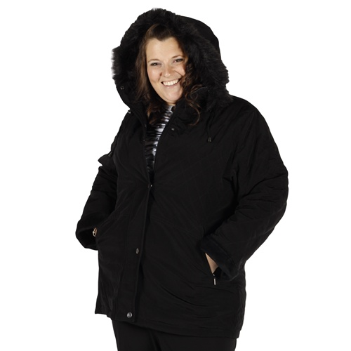 Woman's Plus Size Winter Coat