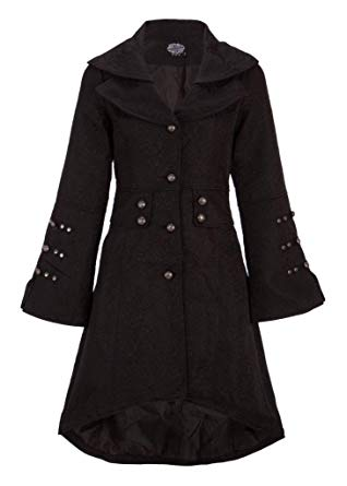 Black Winter Coats
