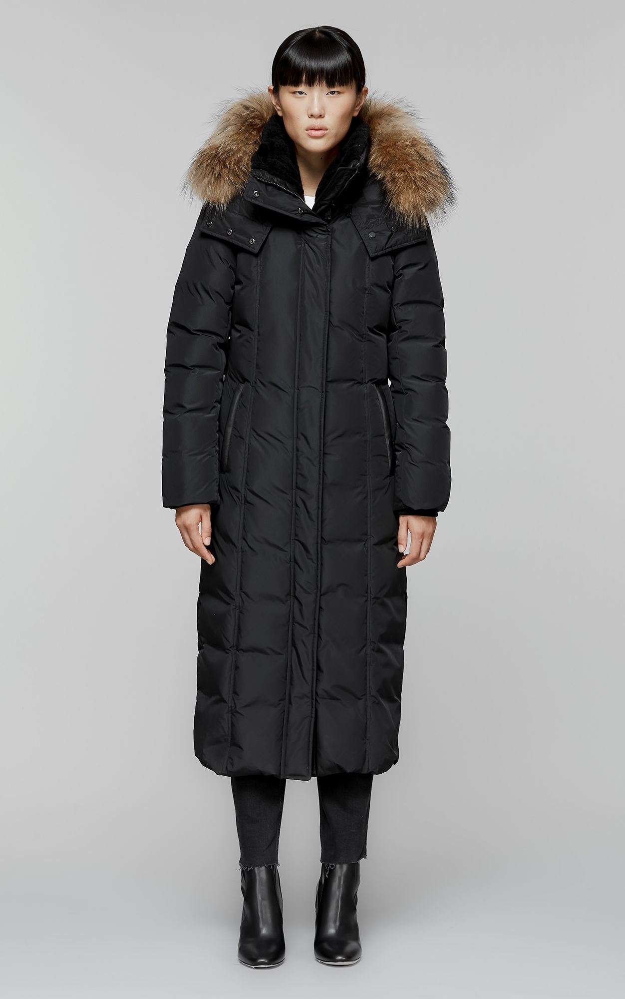 JADA | MAXI LENGTH DOWN COAT | WOMEN | MACKAGE