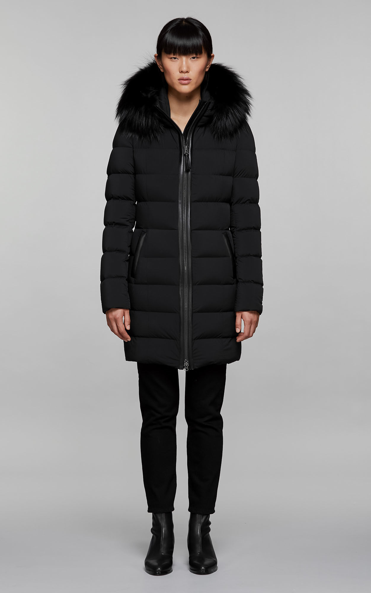 CALLA | LIGHTWEIGHT DOWN COAT | WOMEN | MACKAGE