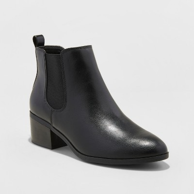 Women's Ellie Chelsea Boots - A New Day™ : Target