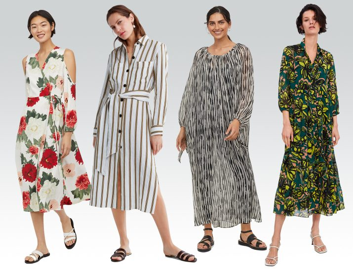 Spring 2019 Dresses and Tops From Zara and H&M | The Fine Line