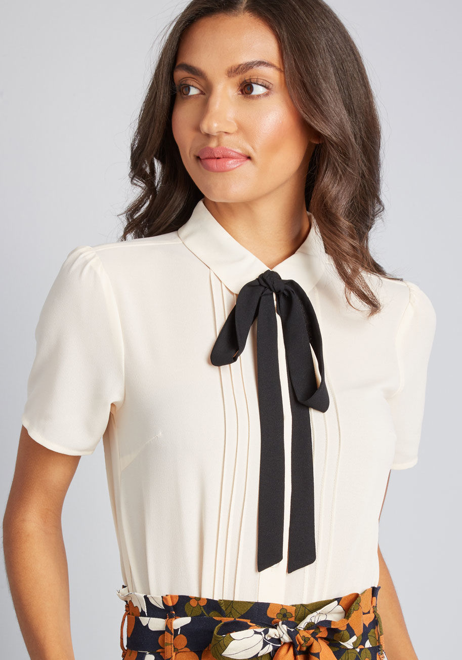 Bow Blouses And Tops | ModCloth