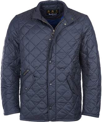 Navy Mens Quilted Jacket - ShopStyle