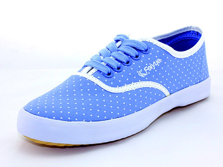 Feiyue Plain Sneakers, Feiyue Polka Dot shoes, Feiyue Blue Sneakers