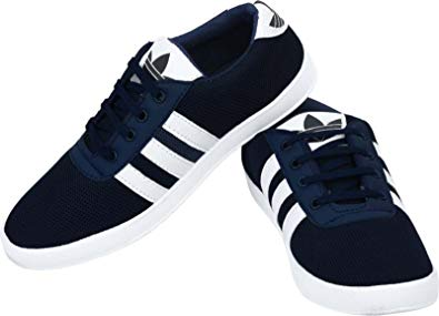 Deekada Mens Blue Sneakers/Casual Shoes: Buy Online at Low Prices in