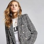 Bouclé Blazer – from short and to casual