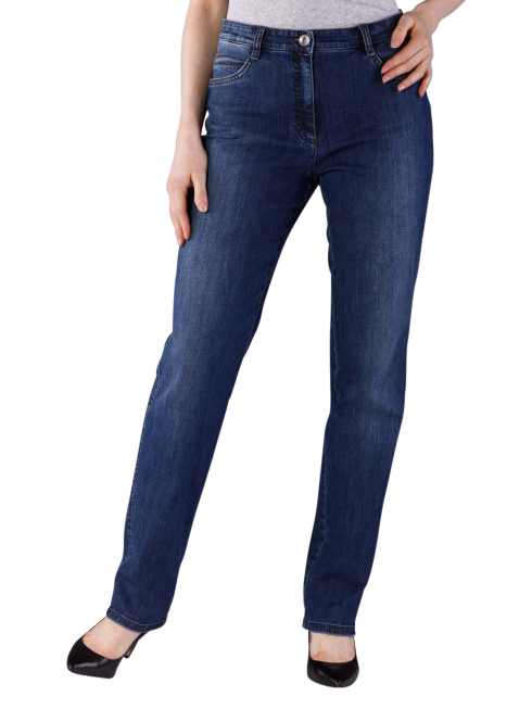 Brax Carola Jeans regular blue | free shipping - JEANS.CH