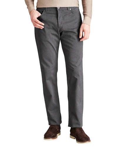 Brax Cooper Fancy Five Pocket Pants | Pants | Harry Rosen
