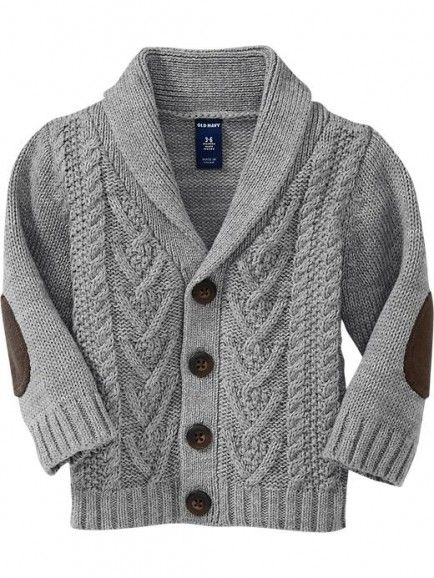 I so want a cute cardigan or sweater like this for Jacob! 10 Fall