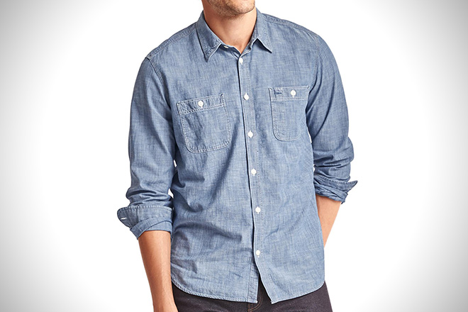 The 12 Best Chambray Shirts For Men | HiConsumption