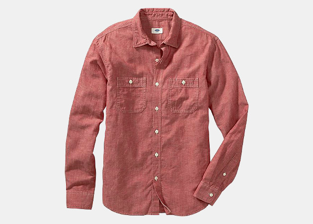 10 Best Chambray Shirts For Men | GearMoose