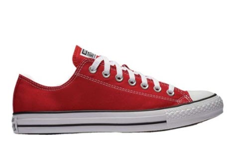 5 Places Where You Can Buy Converse Sneakers For Really Cheap