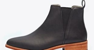 Women's Chelsea Boot Black | Ethically Made | Nisolo