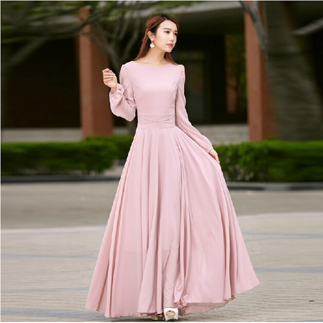 Vestido High Quality New Fashion 2018 Designer Runway Vintage Maxi