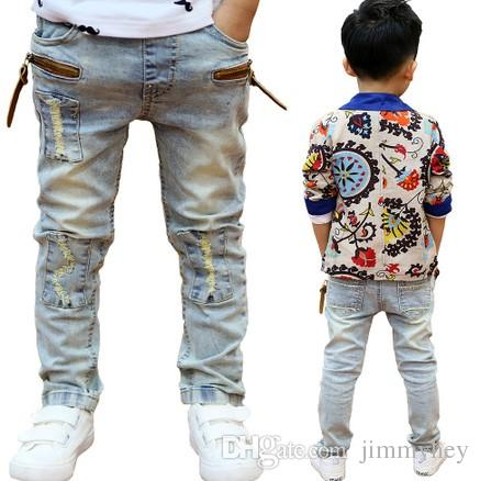 High Quality Children'S Clothing Spring And Autumn Kids Pants Boys
