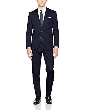 Cinque Men's CIMELOTTI Suit, Blau (Dunkel 68), 38: Amazon.co.uk